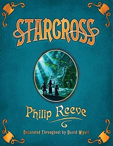 Starcross: Larklight 2 by Philip Reeve