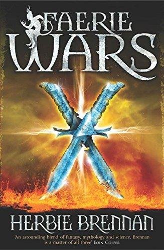 Faerie Wars By Herbie Brennan
