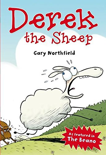 Derek the Sheep by Gary Northfield