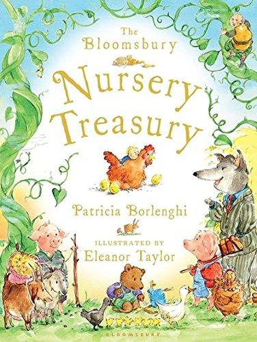 The Bloomsbury Nursery Treasury By Patricia Borlenghi