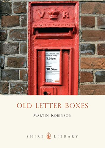 Old Letter Boxes By Martin Robinson