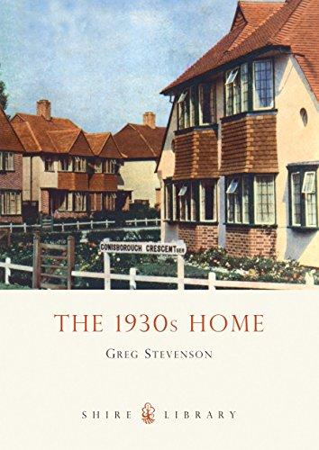 1930s Home By Greg Stevenson