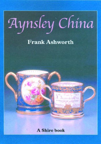 Aynsley China By Frank Ashworth