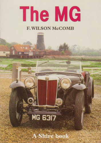 The MG By F.Wilson McComb