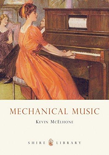 Mechanical Music (Shire Album) by Kevin McElhone