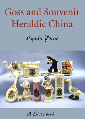 Goss and Souvenir Heraldic China by Lynda Pine