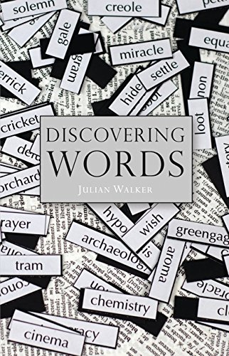 Discovering Words By Julian Walker