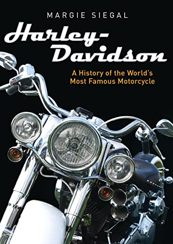 Harley-Davidson By Margie Siegal