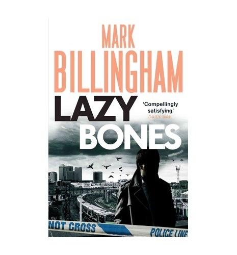Lazybones a By Mark Billingham