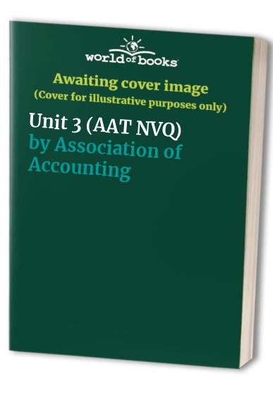AAT NVQ By Association of Accounting Technicians