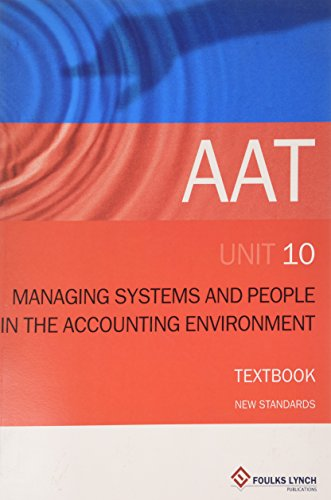 Aat Managing Systems and People