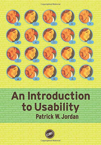 An Introduction To Usability By Patrick W. Jordan (The Contemporary Trends Institute, London, UK)