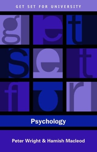 Get Set for Psychology By Peter Wright