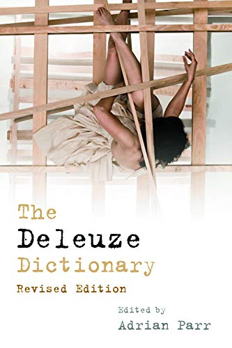 The Deleuze Dictionary by Adrian Parr