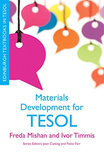 Materials Development for TESOL By Freda Mishan