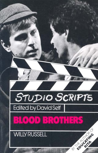 Blood Brothers (Studio Scripts) By Willy Russell