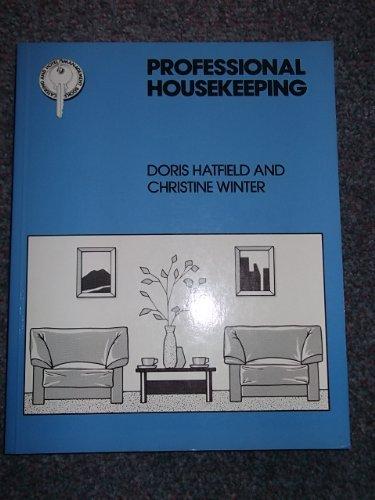 Professional Housekeeping By Doris Hatfield