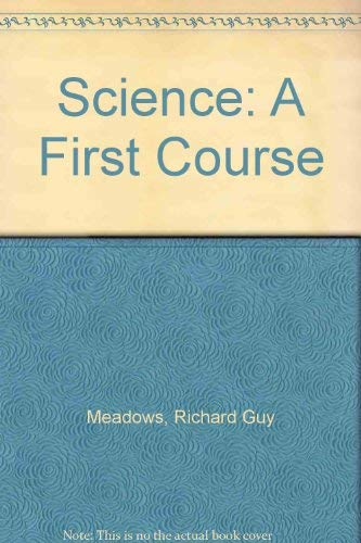 Science By Richard Guy Meadows