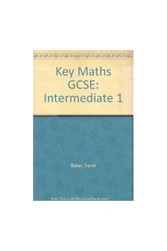 Key Maths GCSE By David Baker