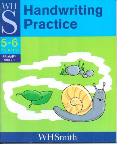 Handwriting Practice 5-6 Years