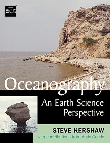 Oceanography: an Earth Science Perspective By Andy Cundy