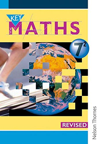 Key Maths 7/2 Pupils' Book By David Baker