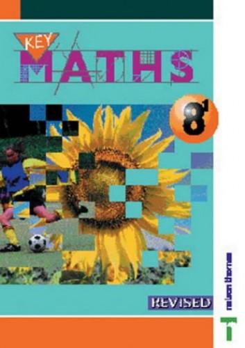Key Maths 8/1 Pupils' Book By David Baker