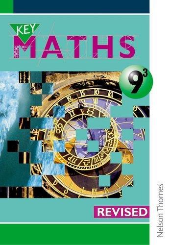 Key Maths 8/2 Pupils' Book By David Baker