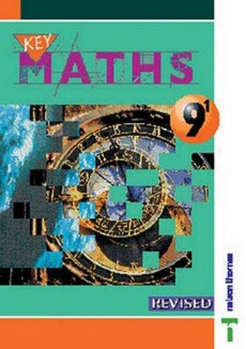 Key Maths 9/1 Pupils' Book By David Baker