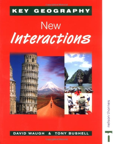 Key Geography: New Interactions: Student's Book by David Waugh