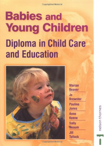 CACHE Level 3 Childcare and Education by Marian Beaver