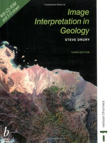 Image Interpretation in Geology By S. A. Drury