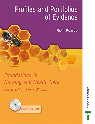 Foundations in Nursing and Health Care By Ruth Pearce