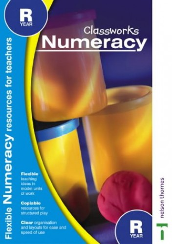 Classworks - Numeracy Reception Year by Helen Williams