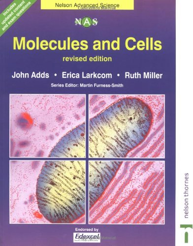 Molecules and Cells by John Adds