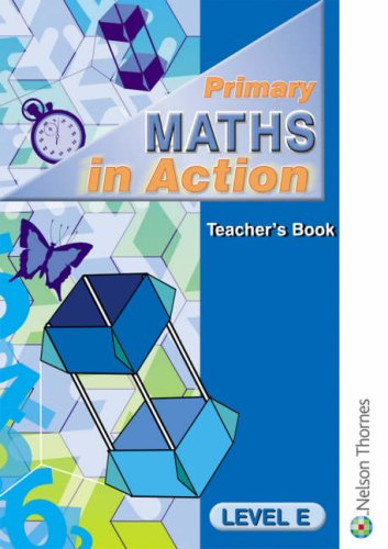 Primary Maths in Action By Edward C. K. Mullan