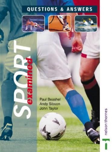 Edexcel Sport Examined By Paul Beashel