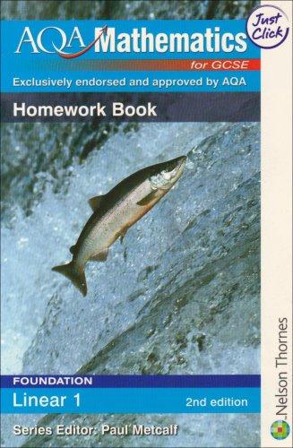 AQA Mathematics By Margaret Thornton