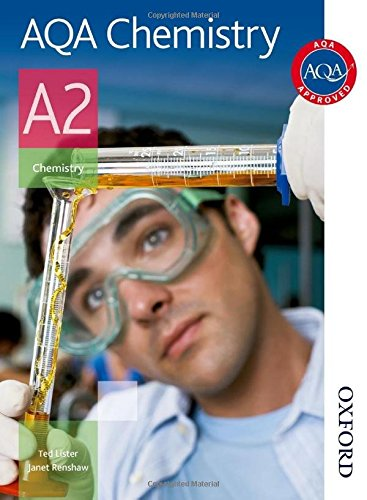 AQA Chemistry A2 Student Book By Ted Lister