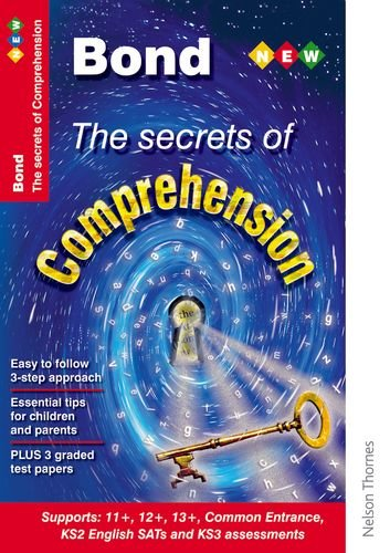 Bond the Secrets of Comprehension: (Bond Guide) By Michellejoy Hughes