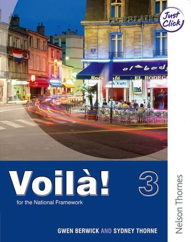 Voila! 2 & 3 Higher Evaluation Pack: Voila! 3 Highe..., Thorne, Sydney Paperback