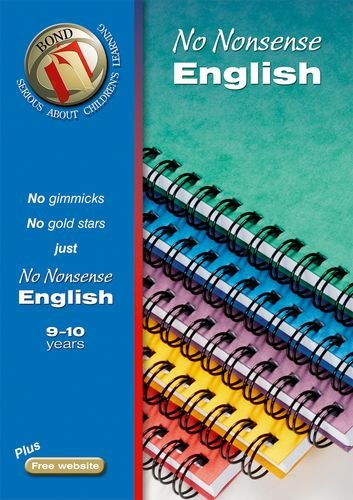 Bond No Nonsense English 9-10 years (Bond Assessment Papers) By Frances Orchard