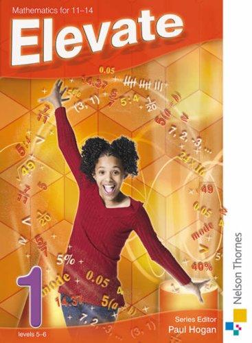 Elevate 1 By David Baker