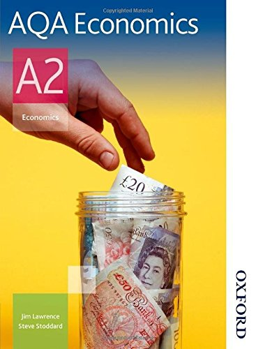 AQA Economics A2 by Jim Lawrence