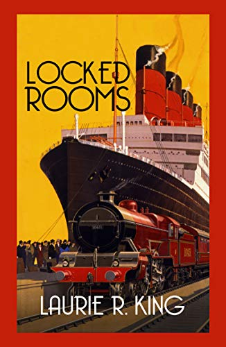Locked Rooms (Mary Russell Mystery 9) By Laurie R. King