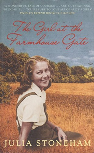 The Girl At The Farmhouse Gate By Julia Stoneham