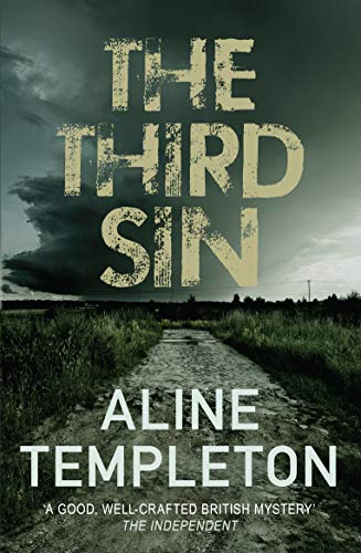 Third Sin, The (The DI Marjory Fleming Series) By Aline Templeton