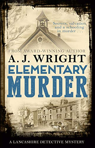 Elementary Murder By A. J. Wright