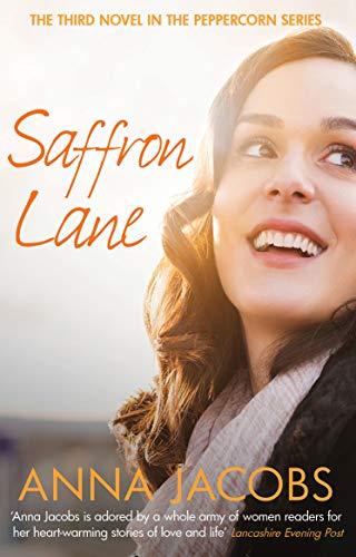 Saffron Lane By Anna Jacobs