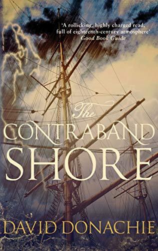The Contraband Shore By David Donachie